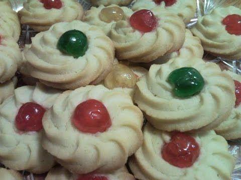 Pasticcini ricci alle mandorle,almond cookies recipe