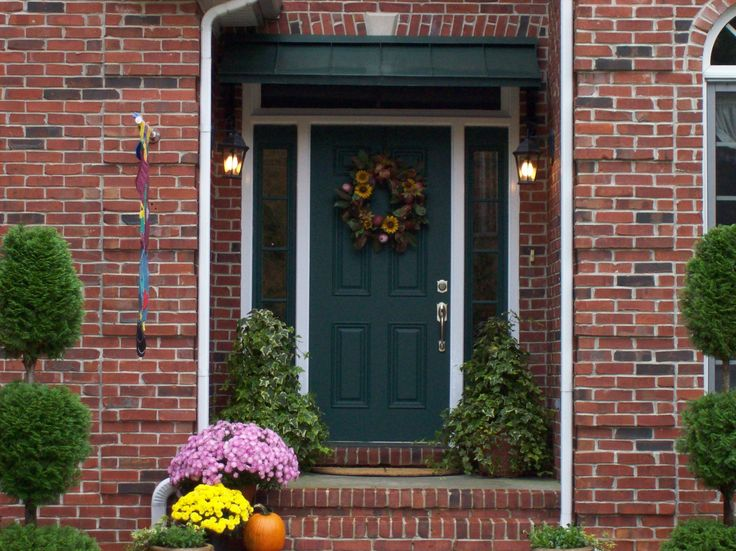 12 Best Images About Concave Style Door Awnings On