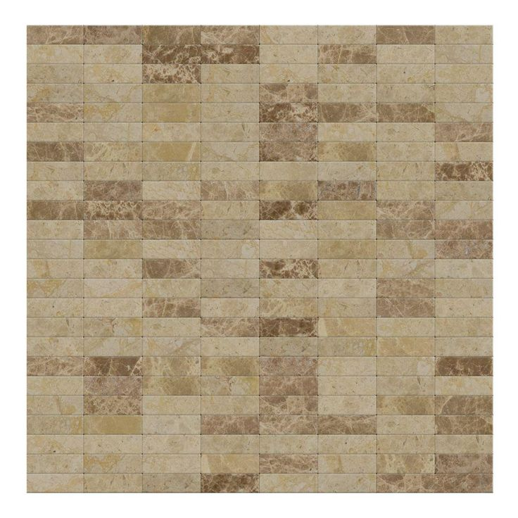Inoxia SpeedTiles Lynx 11.38 in. x 11.5 in. Self-Adhesive Stone Wall Tile Backsplash in Mixed Brown (12-Pack)-IS215-1 - The Home Depot