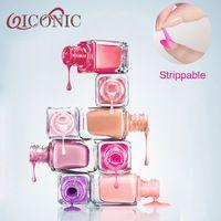 1 unids uv gel esmalte de uñas ecológico material de manicura profesional paillette color nude dulces esmalte de uñas