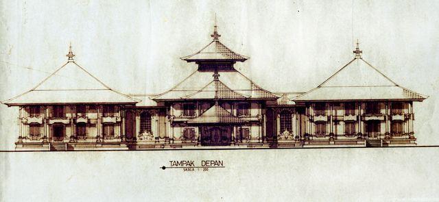 Ibu Tien, Melestarikan Warisan Arsitektur Rumah Nusantara