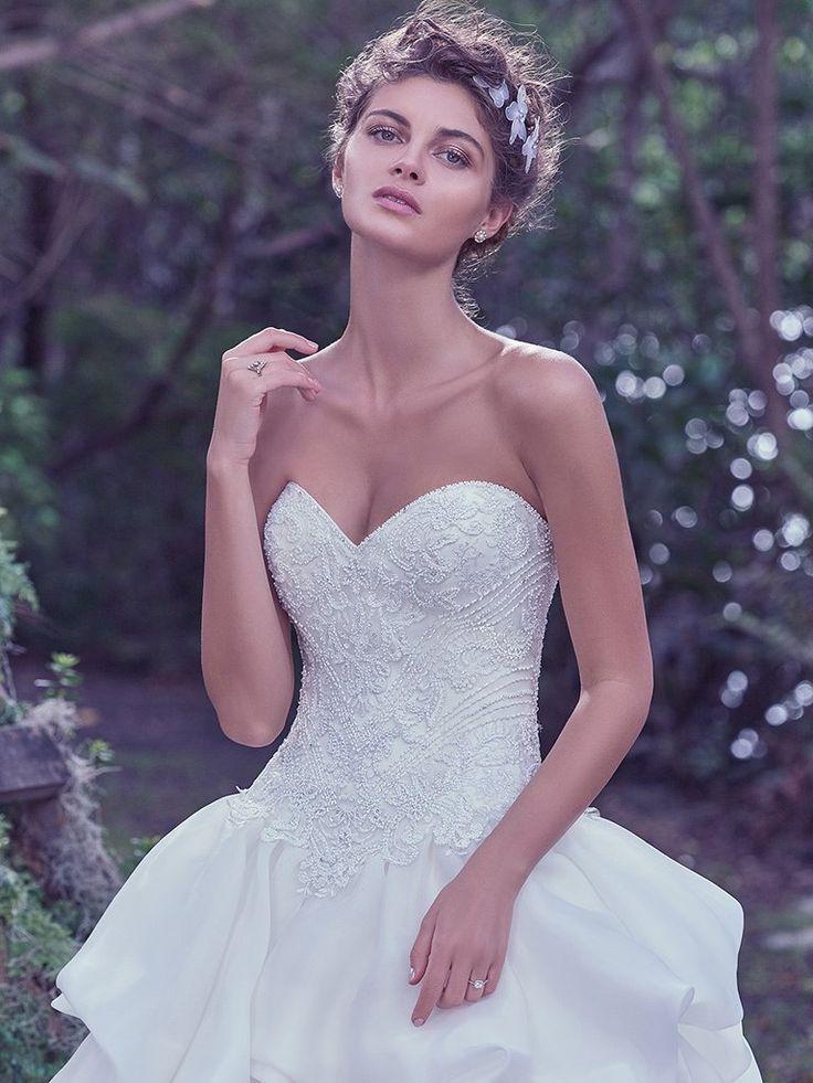 23 best Maggie Sottero Wedding Dresses images on Pinterest ...