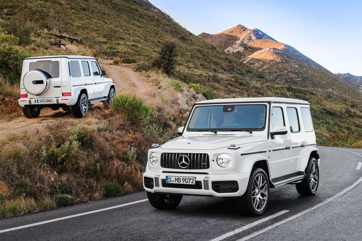 New Mercedes G Wagon 63 AMG - A 4.0-liter V8 now powers the Mercedes-AMG G 63 with twin turbochargers working to help it produce 585 horsepower (430 kW) and 627 pound-feet (850 Nm) of torque. The rpm range for that torque is amazingly low at 2,500 to 3,500. That gives the AMG G 63 a 0-62 mph (0-100 km/h) sprint time of just 4.5 seconds...x