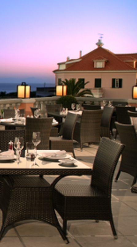 Belvedere Restaurant detail