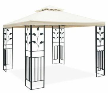 Die besten 25 gartenpavillon metall ideen auf pinterest pergola metall gartenhaus aus metall - Gartenpavillon coop ...