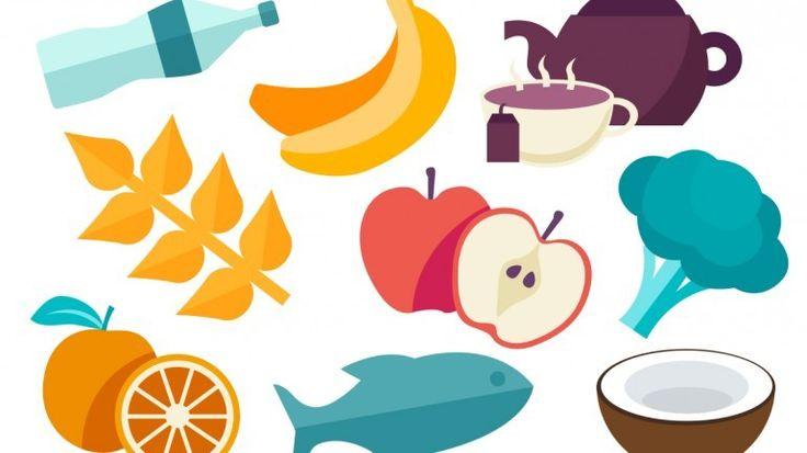 Os alimentos certos para cada tipo de doença - Observador