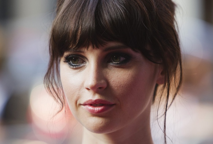 Felicity Jones = Anastasia Steele in fifty shades of grey #anastasiasteele