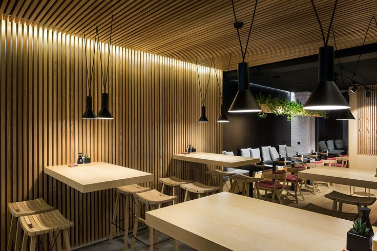 Interior design for Yaposhka by @Canape Agency  See more: https://mindsparklemag.com/design/yaposhka-interior-design/  More news: Like @Mindsparkle Mag on Facebook