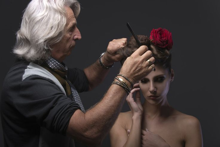 Luciano Colombo Hairstylist Milan - Header at work, 2014 collection #hair #beauty #milan #hairstylist Hairstylist Milano #lucianocolombo