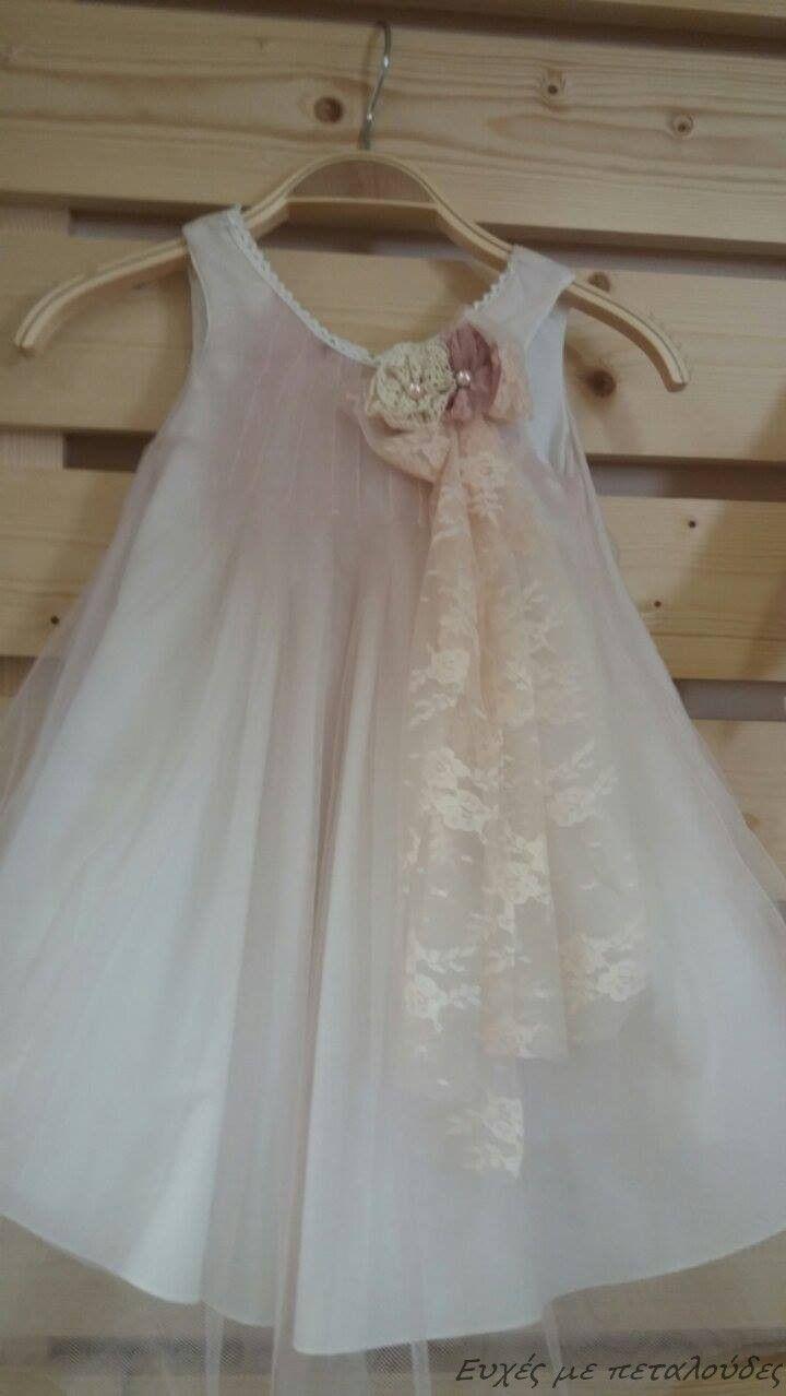Βαπτιστικό φόρεμα 4563 www.grgamos.com