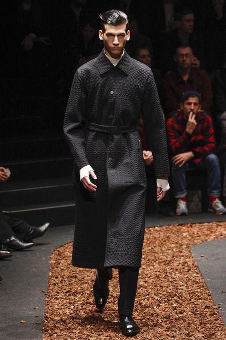 Zegna Fashion Show