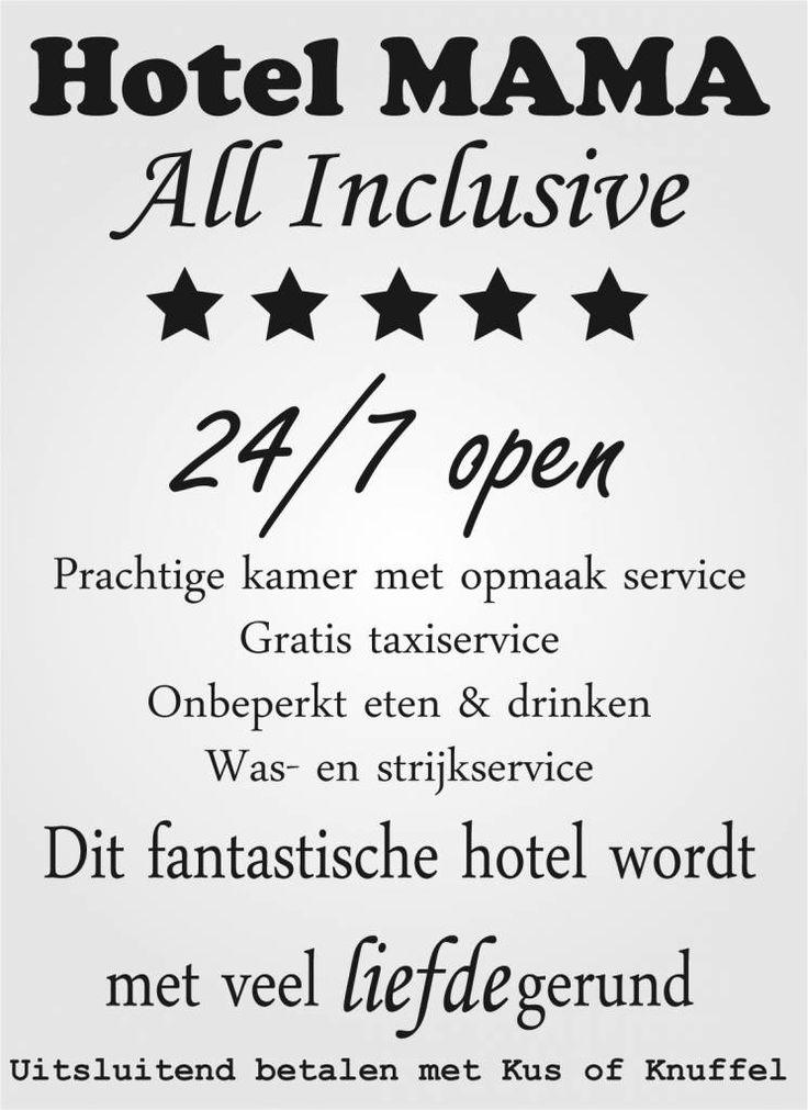 Versierendoejezo! Hotel mama - Versierendoejezo! webwinkel