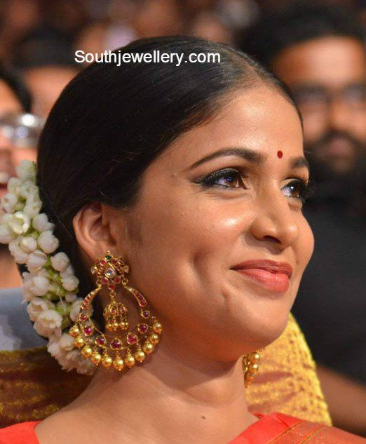 Lavanya Tripathi in Antique Chandbalis