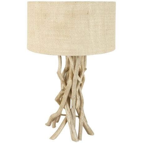 Twisted Table Lamp 60cm | Freedom Furniture and Homewares #Freedom #Lighting