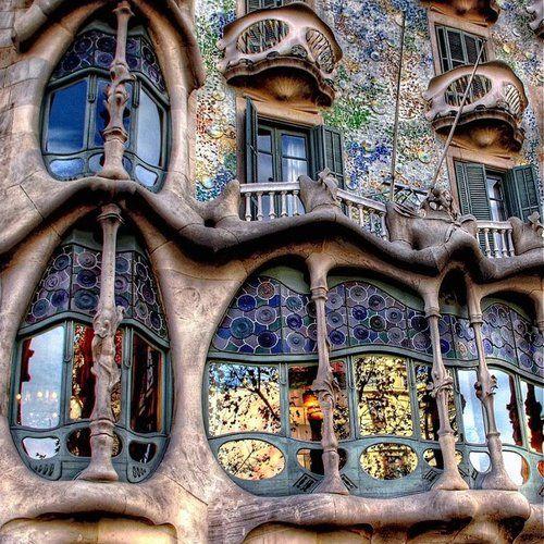 Casa Batlló - Antoni Gaudí