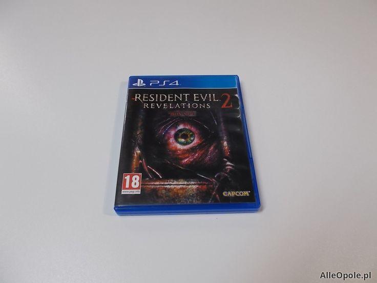 Resident Evil: Revelations 2 - GRA Ps4 - Opole 0490 (Opole)