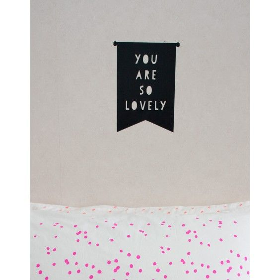 Wall Decals - You are so Lovely