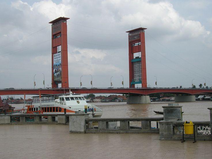 Palembang. IDN