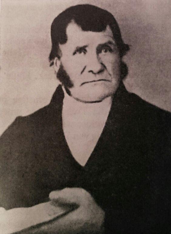 Sarel Arnoldus Cilliers, spiritual leader of the Natal Voortrekkers
