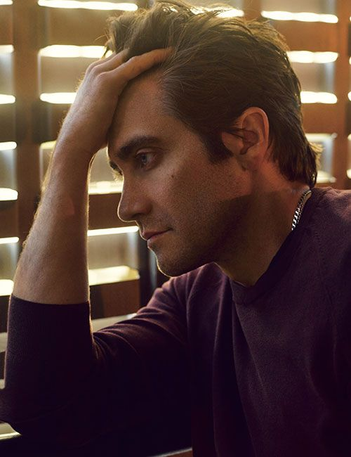 Interview with Actor Jake Gyllenhaal: Celebrities : Details