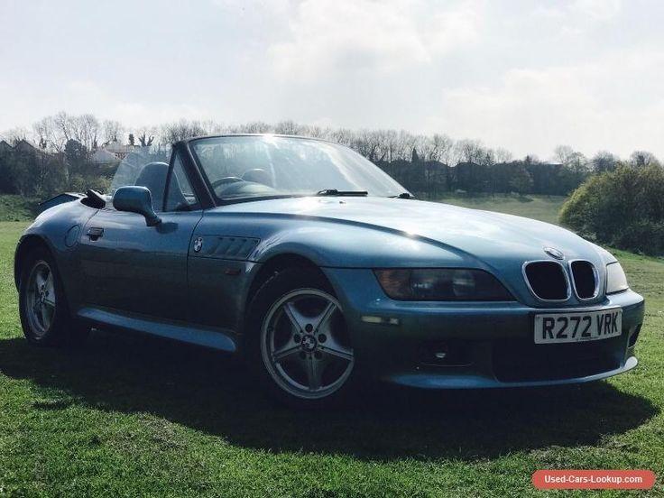 1998 BMW Z3 2.8 Convertible Blue Automatic Petrol Rare #bmw #z3 #forsale #unitedkingdom