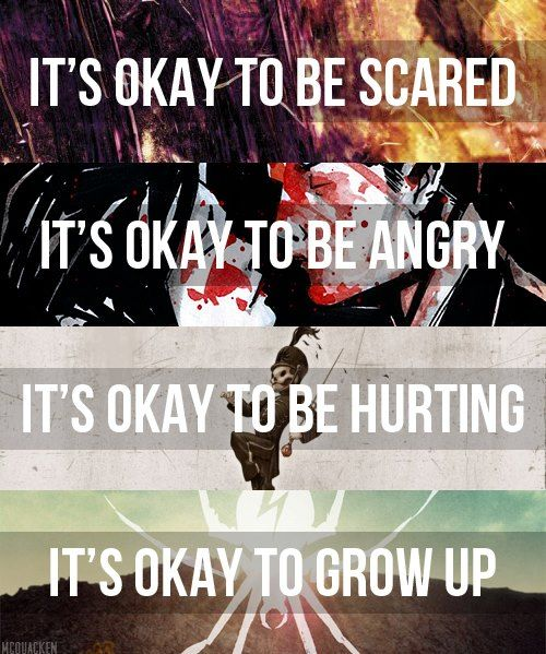 gerard way quotes | frank iero, gerard way, mcr, mcr quotes - inspiring picture on Favim ...