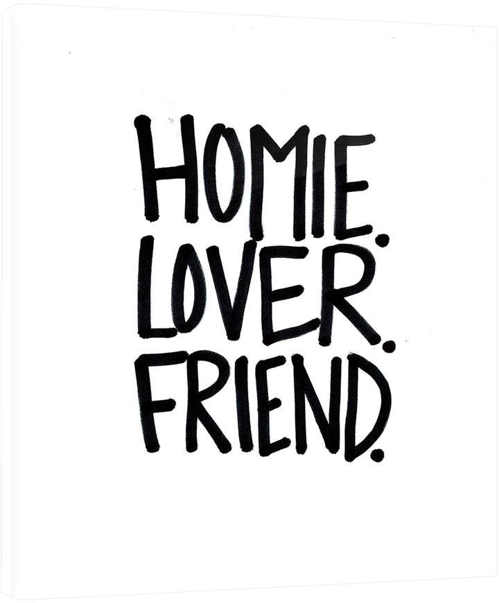 Two #ad Palms Art Bazaar Homie Lover Friend by Jon Lavoie
