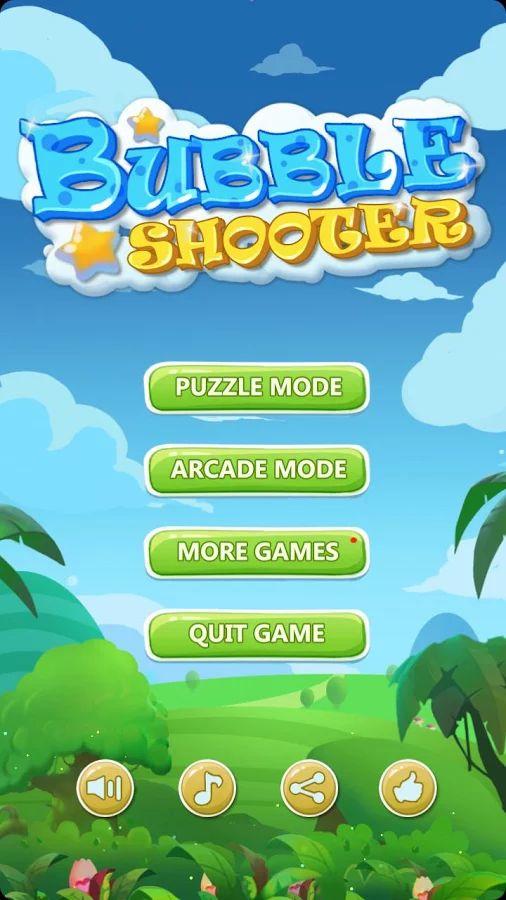 Bubble Shooter- screenshot