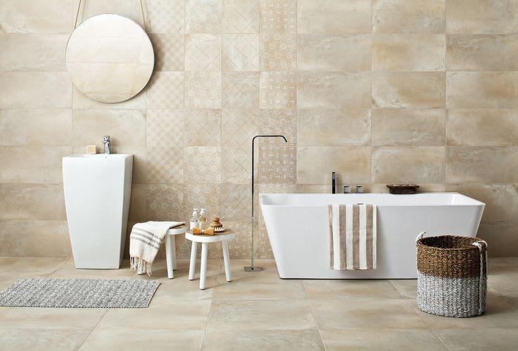 Azulejos y revestimientos para baño: ¡8 ideas sensacionales! https://www.homify.com.mx/libros_de_ideas/36308/azulejos-y-revestimientos-para-bano-8-ideas-sensacionales