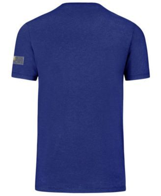 '47 Brand Men's Florida Gators Salute to Service Club T-Shirt - Blue XL