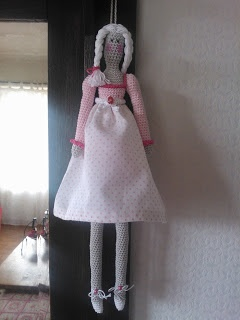 hooked Tilda, free pattern: To The, Blog Aan, Crochet Dolls, Crochet Tilda Doll Pattern, Crochet Tilda Dolls, Tilde Dockan, The Hook, Tilda Crochet Pattern, Shabby Shic Crafts