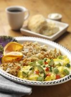California Avocado Scramble--I think I'll try this over the holiday weekend