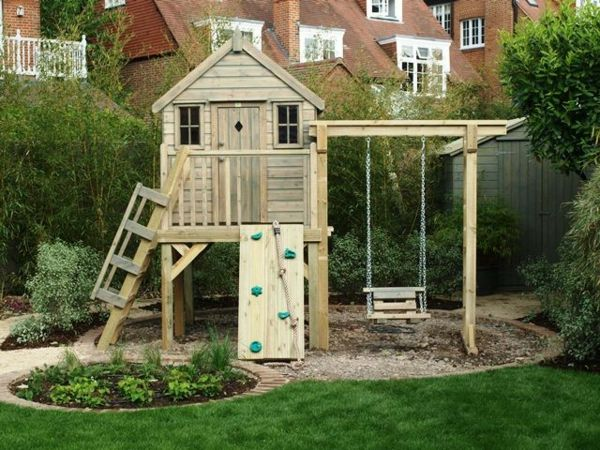 25 best ideas about treehouse kids on pinterest treehouses for kids treehouse ideas and kids. Black Bedroom Furniture Sets. Home Design Ideas