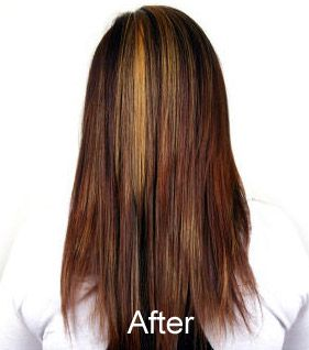 After Chi Smoothing Treatment. Columbus Hair Salon: Salon Lofts: Hilliard Ohio | Chi Smoothing Treatment. Schedule Here: http://salonlofts.com/nonia_wolf