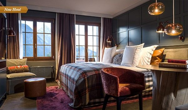 Friendly and welcoming, Huus Gstaad typifies the very best of Alpine life…