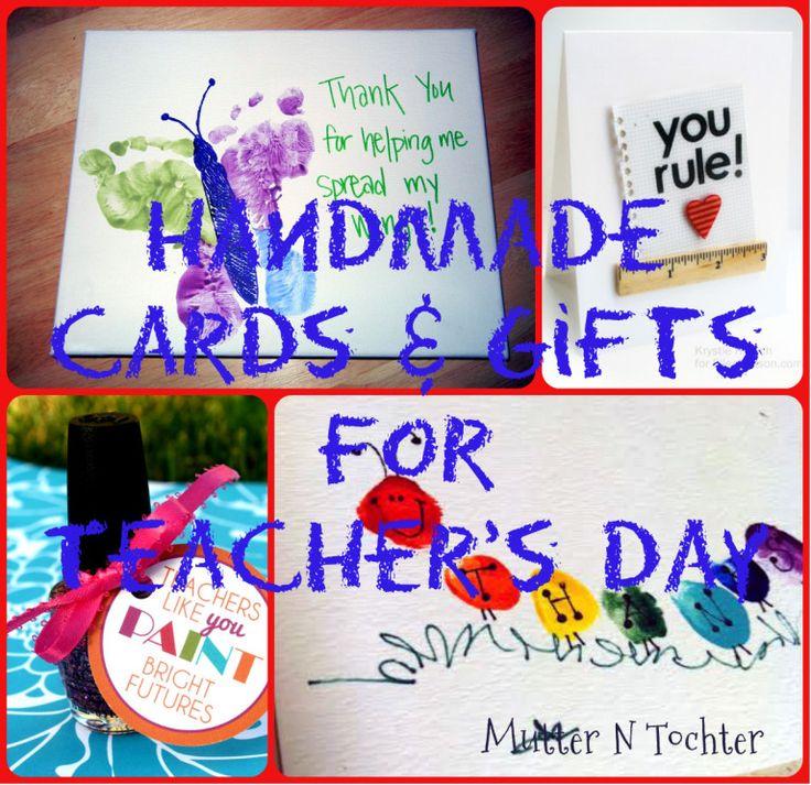 Best 25 Teachers Day Card Ideas On Pinterest Teachers