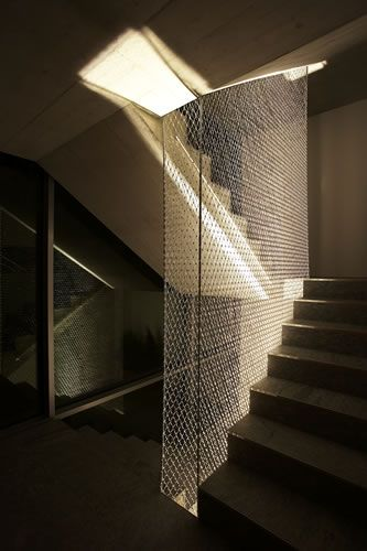 Webnet Balustrade | Tensile Design & Construct