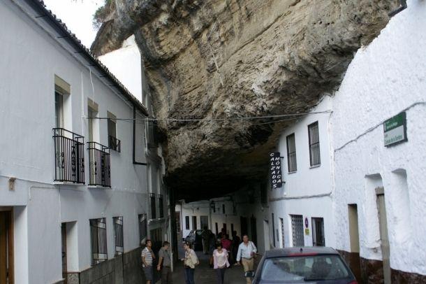 A szikla alatti város | Setenil de las bodegas Forrás/Resource: minube.com