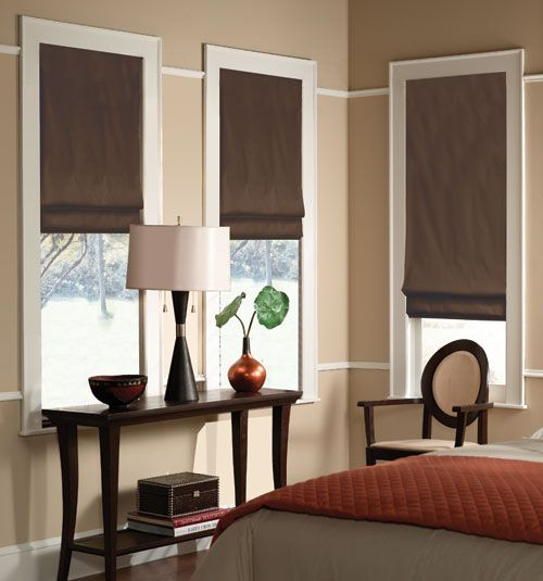 Basic doesn't have to mean boring! Get the designer feel for less with custom Roller Shades.