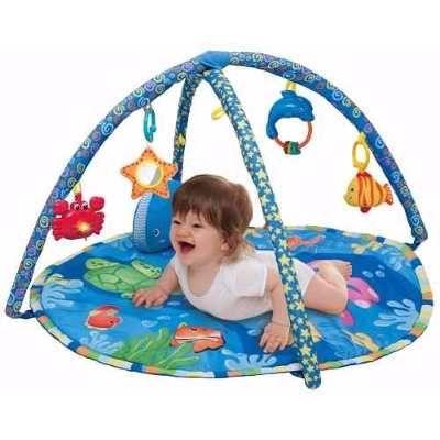 Alfombra Gimnasio Para Bebe Didactico - Bs. 39.500,00 en Mercado Libre