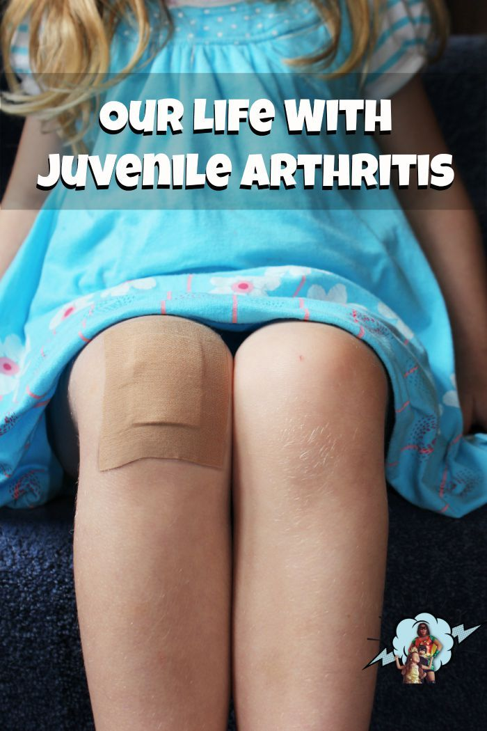 Life as a Juvenile Rheumatoid Arthritis mom