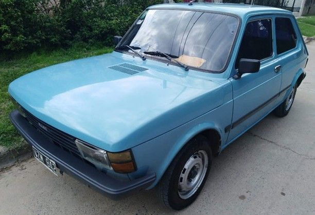 Fiat 147 Cl5 1984 Http Bit Ly 2w6kxpt Siambretta Argentina