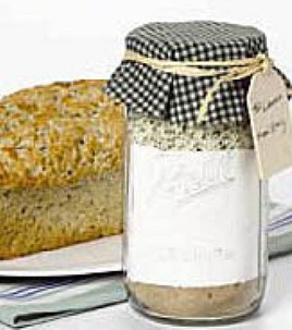 silver sterling jewelry A cute housewarming or holiday gift Layered bread mix in a jar  Christmas Crafts amp TakeAlongs