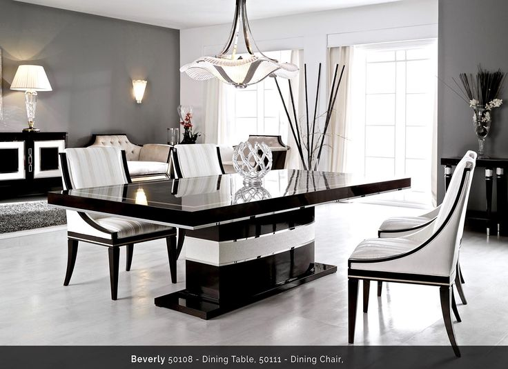 Elegant Setting, Using Furniture And Lighting Pieces From Gallery  Collection.
