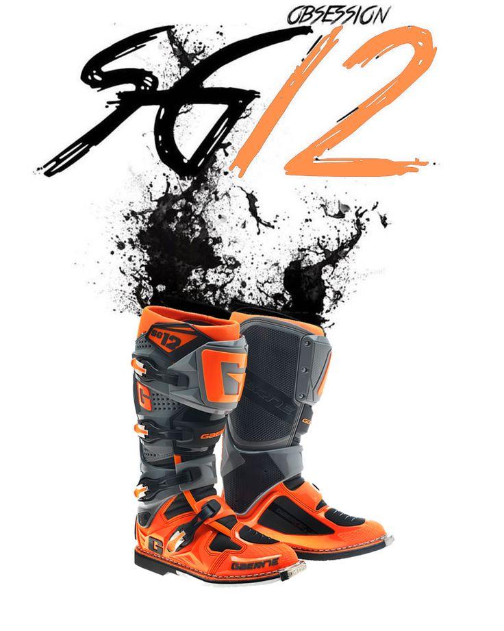 GAERNE SG12 || Já tem as melhores botas off road do planeta?? #lusomotos #gaerne #sg12 #Itália #boots #botas
