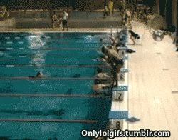 Because if you're a competitive swimmer, you've seen this hurt for them...