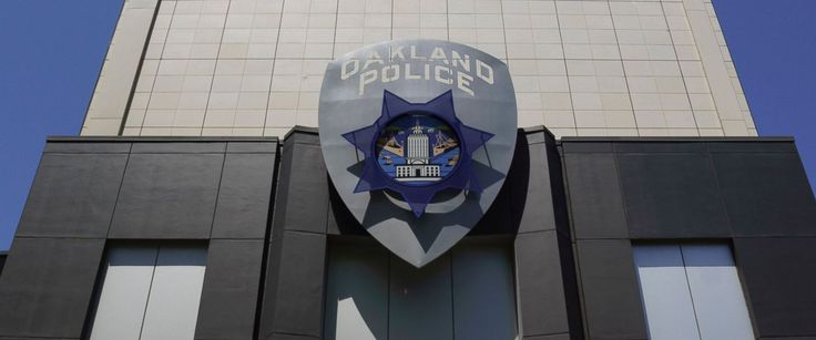 PHOTO: The Oakland Police Administration Building in Oakland, Calif., is…