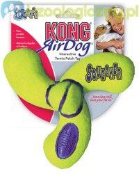 KONG AirDog Squeaker Spinner Large zabawka dla psa