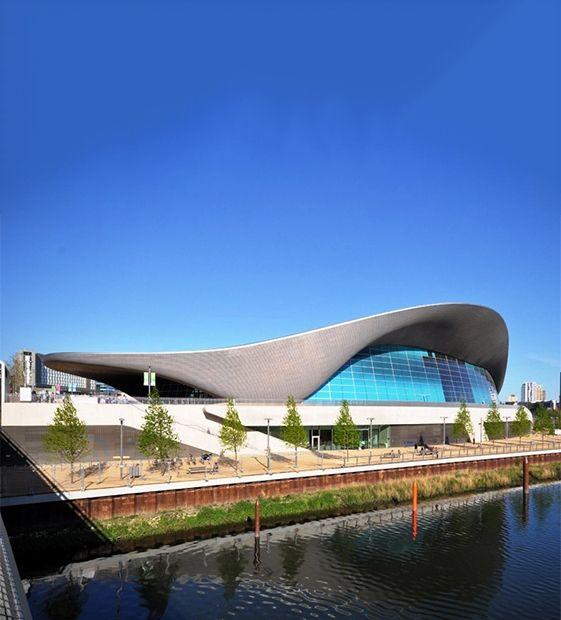 London Aquatics Centre Zaha Hadid Architects Arch2o Com London Aquatics Centre Swimming Pool Architecture Zaha Hadid