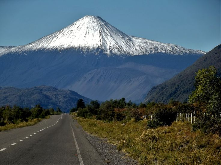 Volcán Antuco, Chile